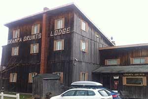 Grampa Grunts Lodge